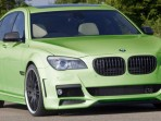 Green BMW Cars