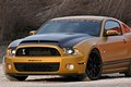 2011 Geiger Cars Ford Mustang Shelby GT640 Golden Snake