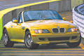 Yellow BMW Cars
