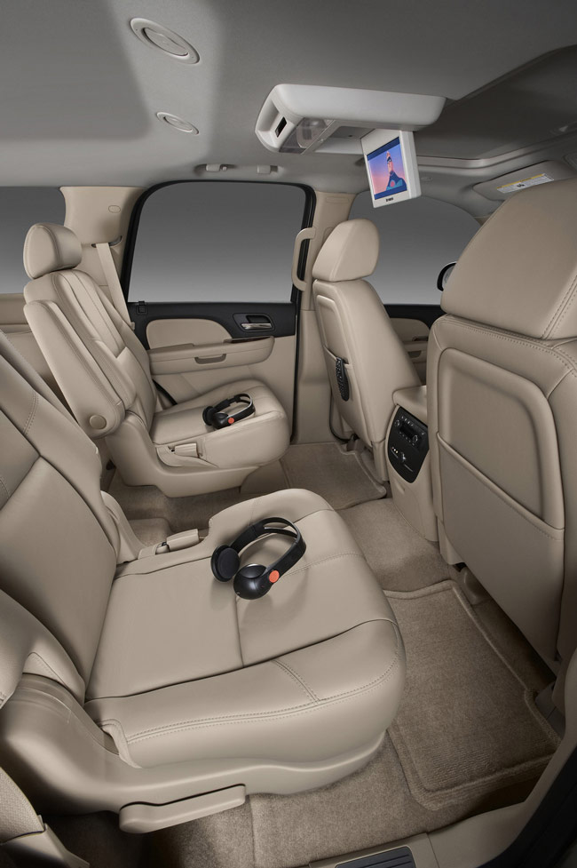 2011 Chevrolet Tahoe Review, Specs, Pictures, Price & MPG
