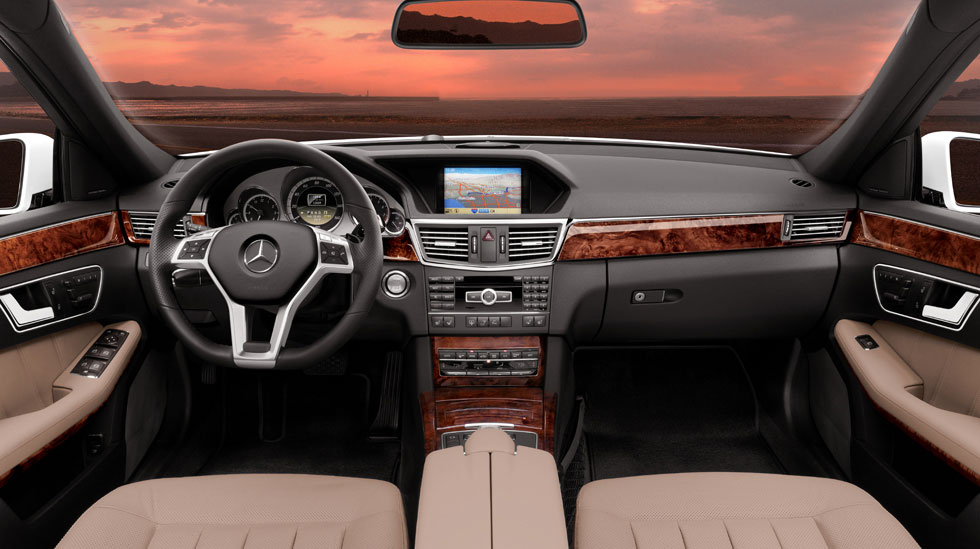2011 Mercedes-Benz E-Class Review, Pictures, MPG & Price