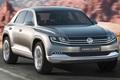 2011 Volkswagen Cross Coupe Concept
