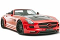 2012 Hamann Hawk Mercedes-Benz SLS Roadster