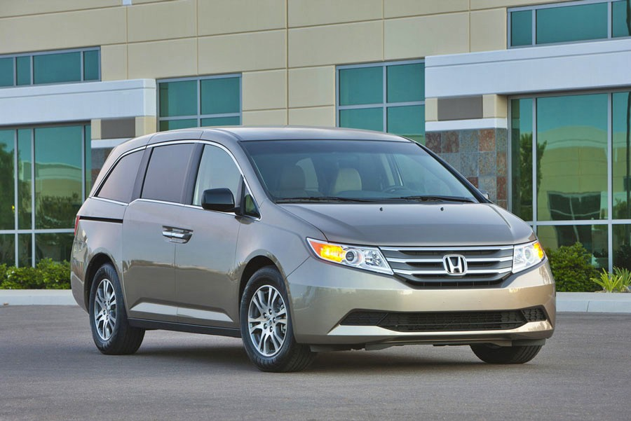 2012 Honda Odyssey Review, Specs, Pictures, Price & MPG