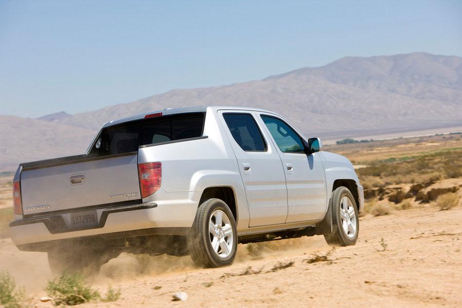 2012 Honda Ridgeline Review, Specs, Pictures, Price & MPG