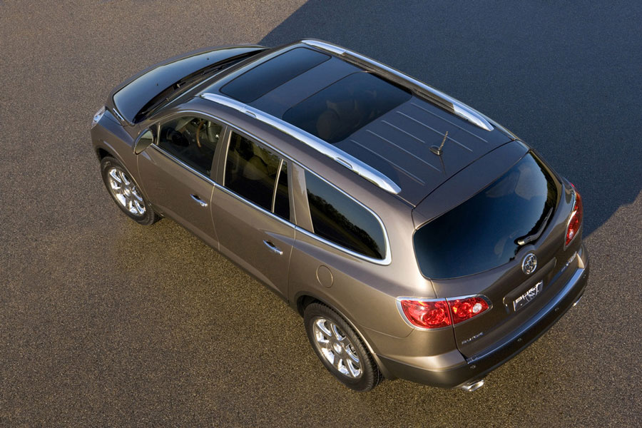 2012 Buick Enclave Review, Specs, Pictures, Price & MPG