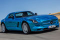 2013 Mercedes-Benz SLS AMG Electric Drive Coupe