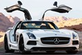2013 Mercedes-Benz SLS AMG Coupe Black Series