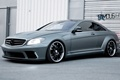 2012 Famous Parts Mercedes-Benz CL63 AMG Black Edition Wide Body Kit