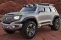 2025 Mercedes-Benz Ener-G-Force Concept