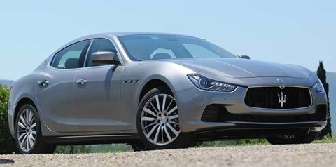 2014-Maserati-Ghibli-leaving-home A